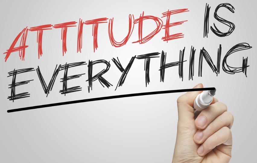 Attitude Will Make Or Break You